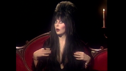 Elvira: The Doomsday Machine