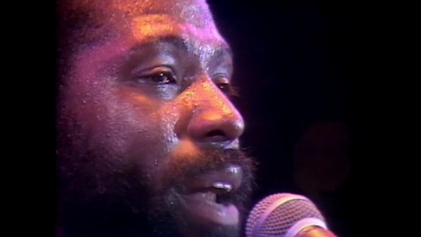 Teddy Pendergrass Live in '82