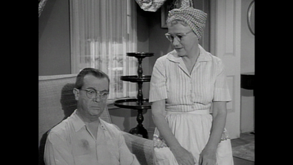 Dennis The Menace: S3 E23 - Mr. Wilson's Housekeeper