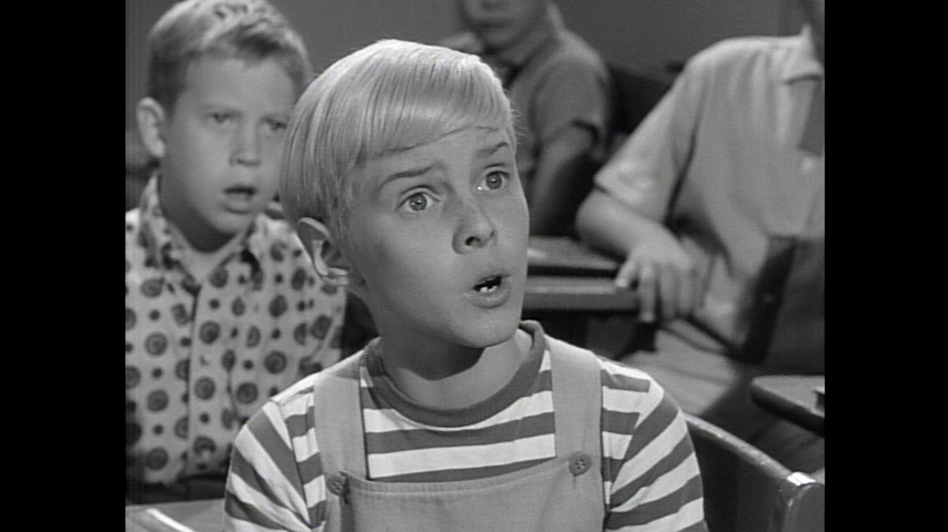 Dennis The Menace: Dennis Has A Fling