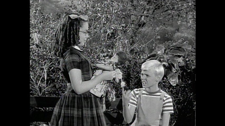 Dennis The Menace: S3 E32 - Dennis' Lovesick Friend