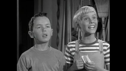 Dennis The Menace: S3 E31 - Dennis And The Dodger