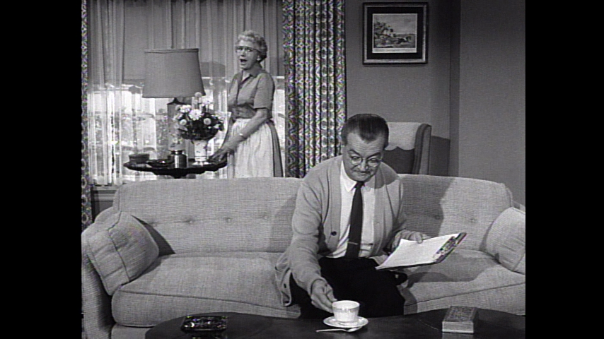 Dennis The Menace: S3 E7 - The Fifty-Thousandth Customer