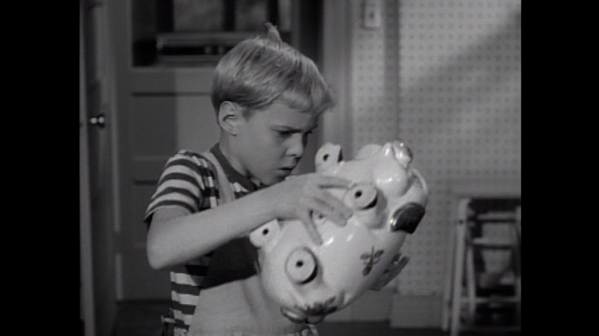 Dennis The Menace: S1 E27 - Dennis Becomes A Baby Sitter