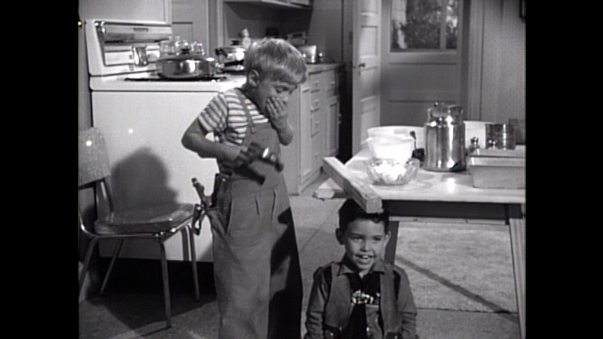 Dennis The Menace: S1 E1 - Dennis Goes To The Movies