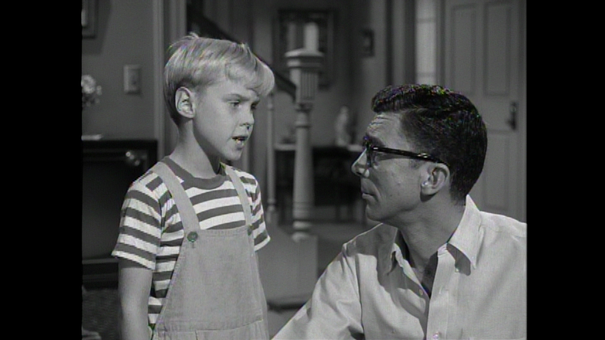 Dennis The Menace: S1 E23 - Dennis Creates A Hero