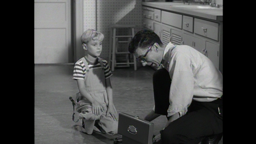 Dennis The Menace: Dennis and the TV Set