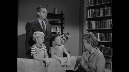 Dennis The Menace: S1 E21 - Mr. Wilson's Sister