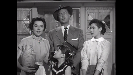 Father Knows Best: S1 E16 - Bud The Snob