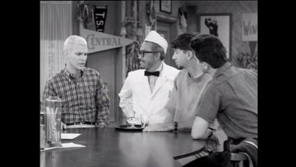 The Many Loves Of Dobie Gillis: S1 E8 - The Old Goat
