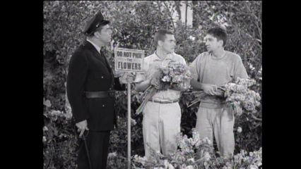 The Many Loves Of Dobie Gillis: S1 E36 - The Long Arm Of The Law