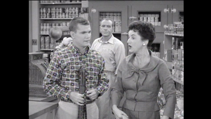 The Many Loves Of Dobie Gillis: S2 E11 - Parlez-Vous English?