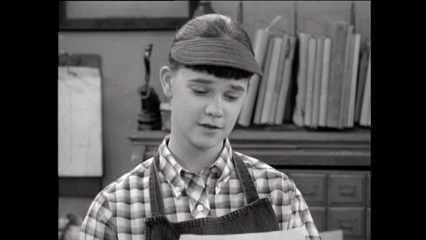 The Many Loves Of Dobie Gillis: S2 E18 - I Was A High School Scrooge