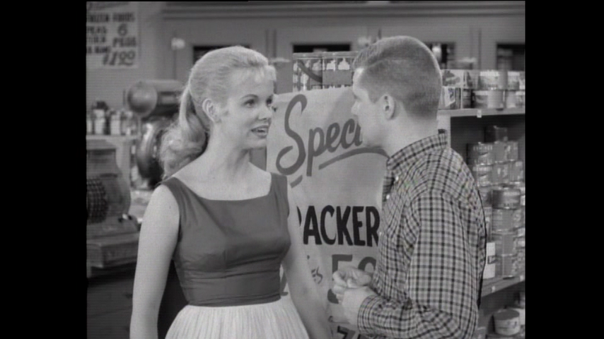 The Many Loves Of Dobie Gillis: S1 E32 - Put Your Feet In Our Hands