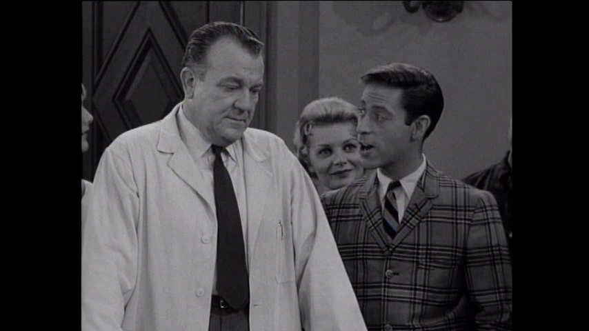 The Many Loves Of Dobie Gillis: S3 E4 - The Fast White Mouse