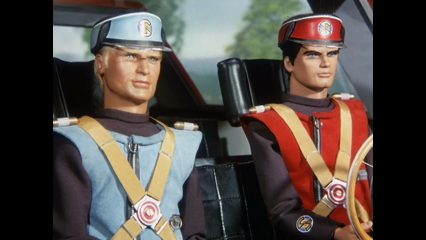 Captain Scarlet And The Mysterons: S1 E4 - Manhunt