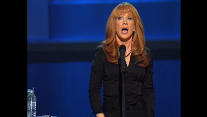 Kathy Griffin: She'll Cut A Bitch